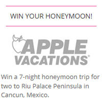 Win Your Honeymoon